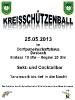 Kreisschützenball 2013 Falke Dasbach_1